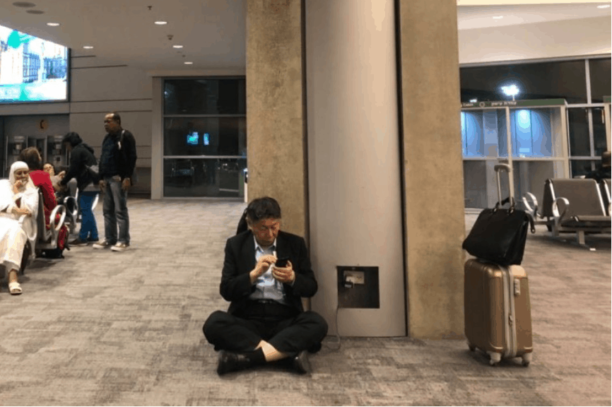Why is it such a Hassle to Charge Your Devices at the Airport?