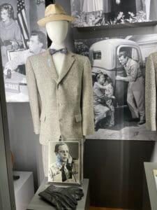 Don Knott's Salt-and-Pepper Suit