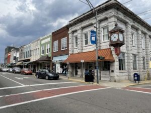 Downtown Mount Airy, NC