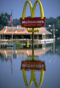 The 1993 flood