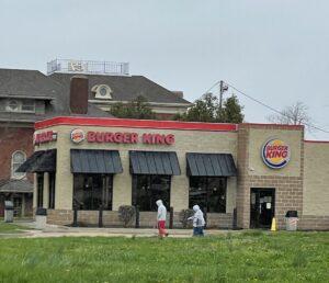 Burger King in Quincy