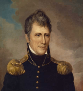 Young Andrew Jackson