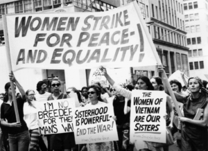 Women's movement of the 1970's