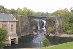 The Great Falls of the Passaic River in Patterson, NJ