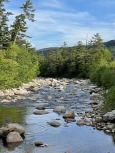 Swift River near Conway, New Hampshire