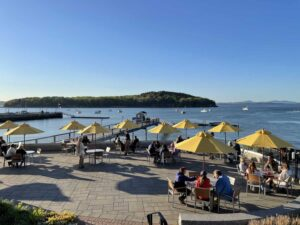 The Terrace Grille at Bar Harbor