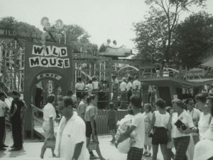 The Wild Mouse at Cedar Point