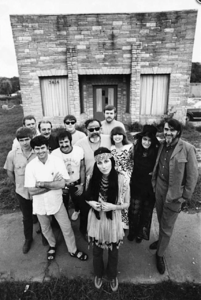 Cher at Muscle Shoals Sound Studio